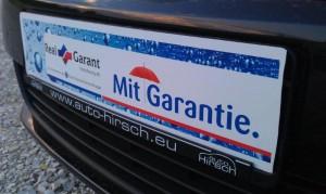 Gebrauchtwagengarantie Auto Hirsch Wildenberg. Mehr Marken. Mehr Service.