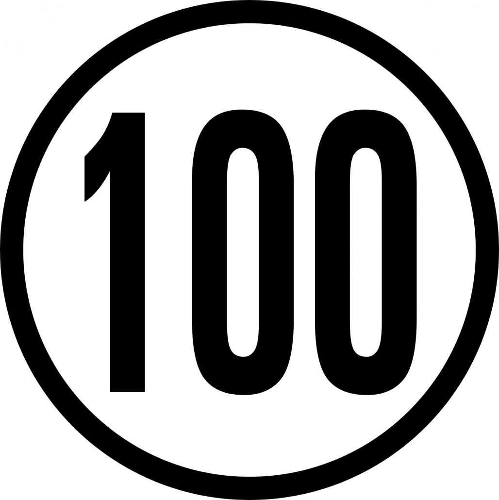 100 km/h Zulassung Anhänger
